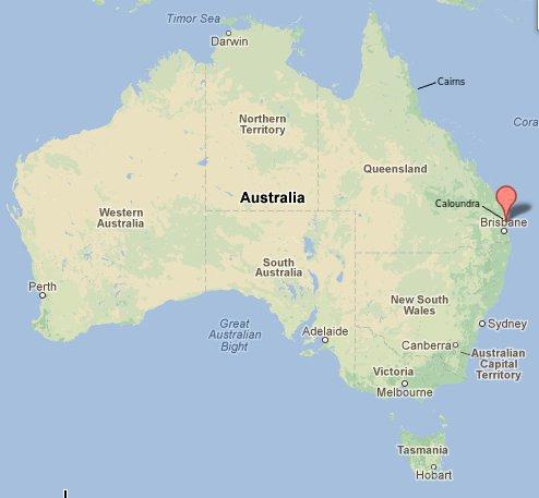 Australian Live Radiation Monitoring Stations