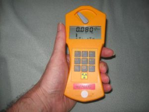 Gammarscout Geiger Counter